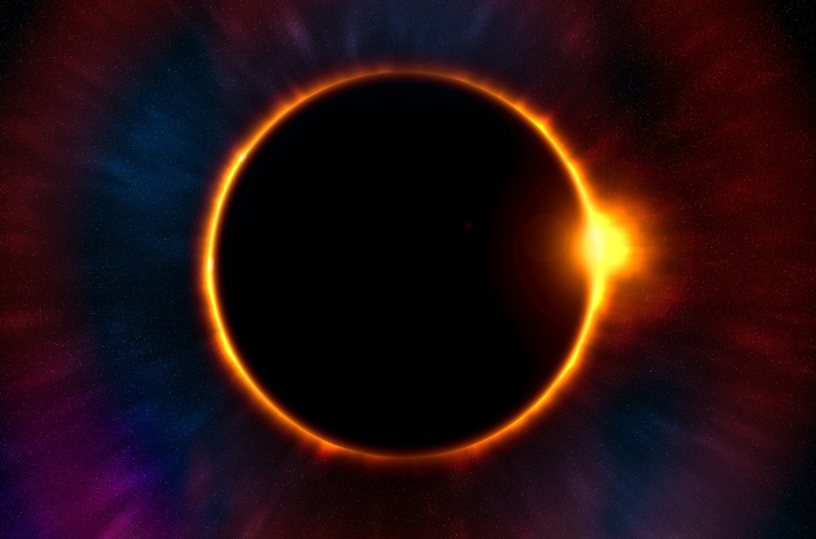 "Annular Solar Eclipse: Feb 26, 2017 ""Go With the Flow and Try to Keep Up!"""